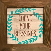 Your Blessings